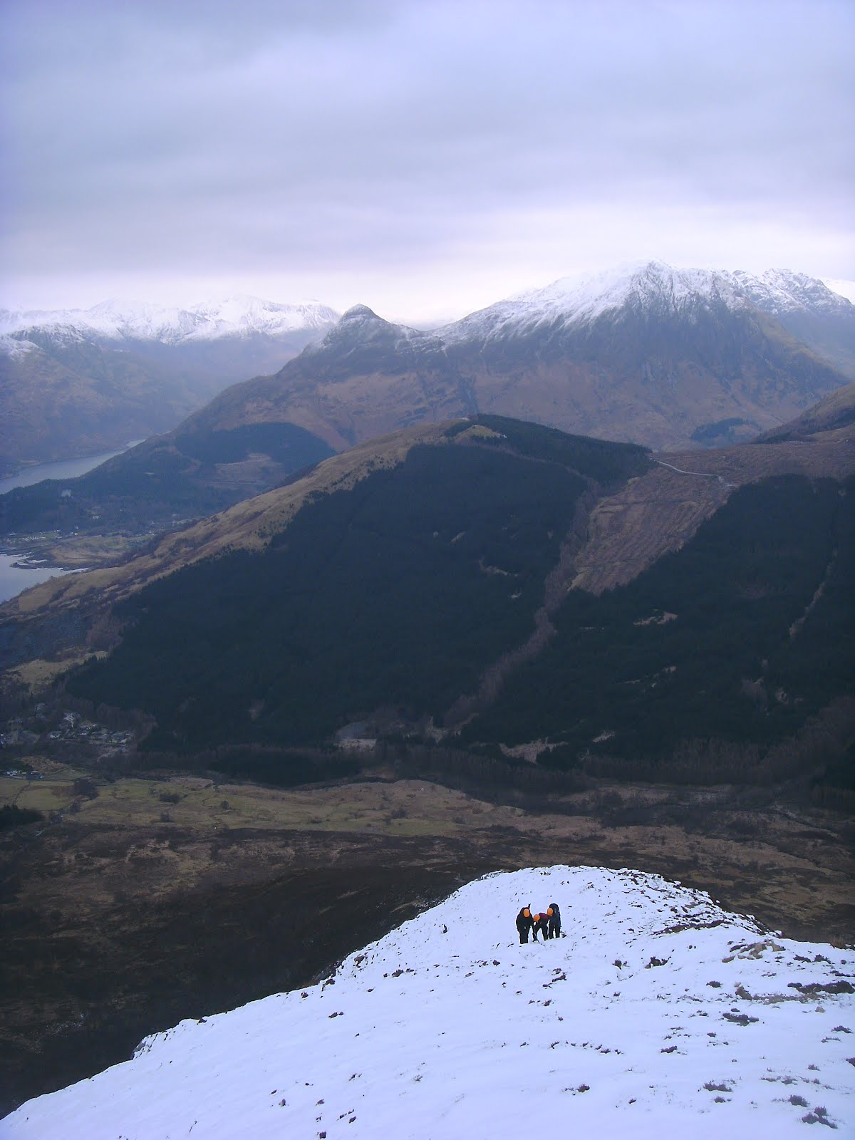 21 Stunning Superbly Serene Chinese Gardens: Scotland Outside: Feb 2nd. School House Ridge. Glencoe