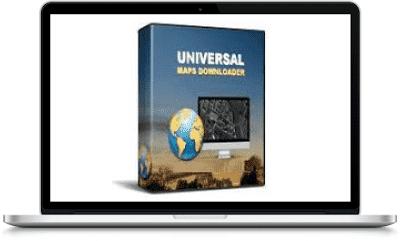 Universal Maps Downloader 9.948 Full Version