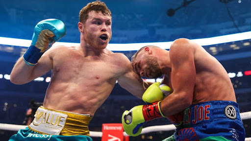 Canelo Gets The TKO Victory Over Saunders What's Next?