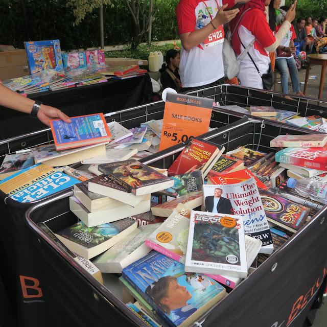 Buku-buku yang bisa anda beli