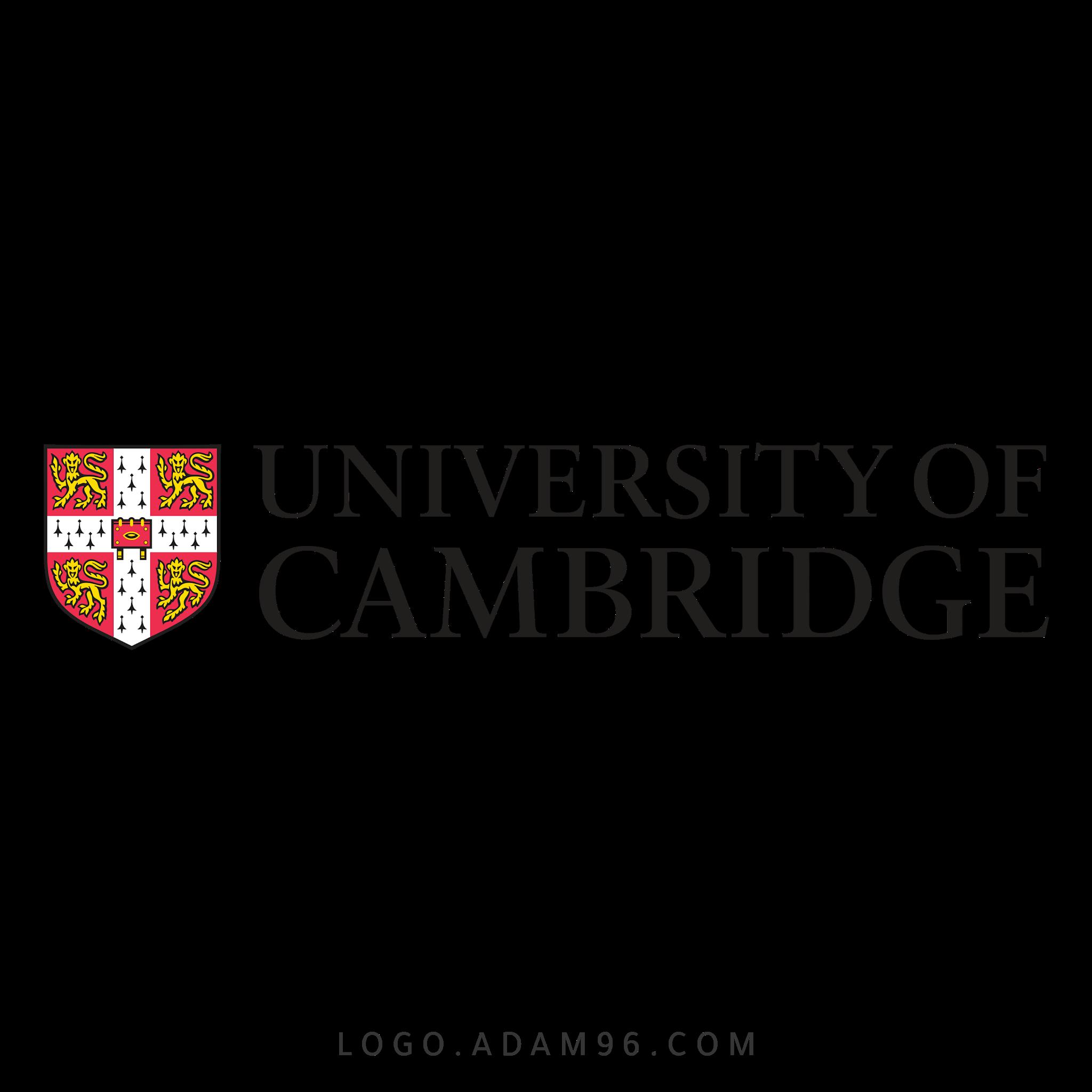 تحميل شعار جامعة كامبريدج لوجو شفاف Logo Cambridge University PNG