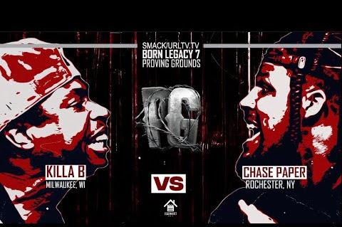PG Battle: Killa B vs Chase Paper
