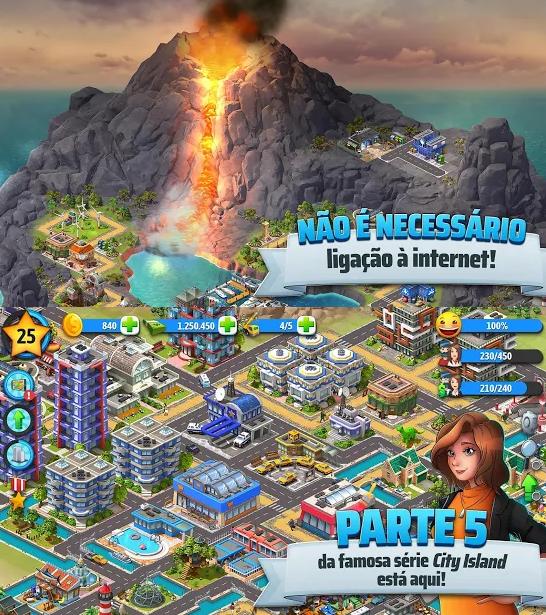 City Island 5 Tycoon Building Apk Mod