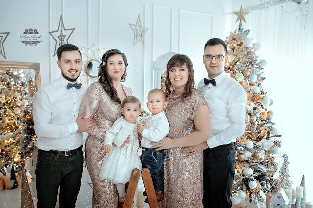 Family Christmas. Sesje Świąteczne 2019