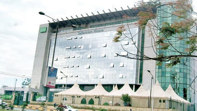 Safaricom centre photo
