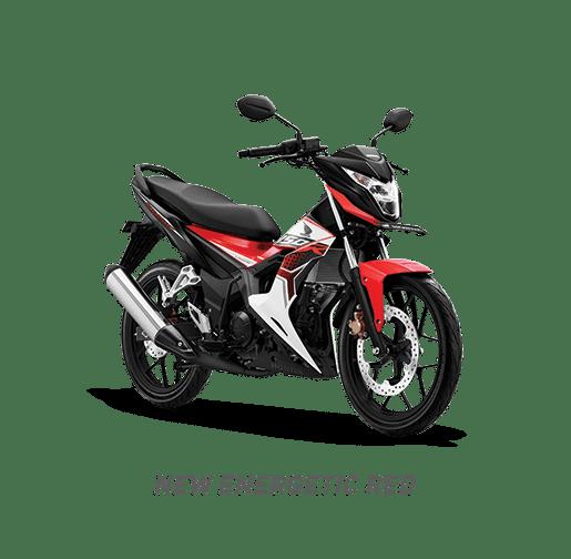 Warna Baru Sonic 150 2020 Activo Black 2020 Sejahtera Mulia Cirebon