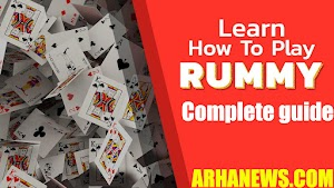 ABOUT RUMMY CARD GAME   Complete information to play rummy online