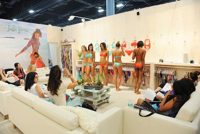Swimwear Trade Show Event