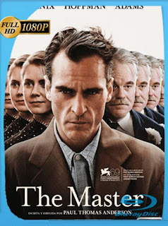 The Master [2012] HD [1080p] Latino [GoogleDrive] SilvestreHD