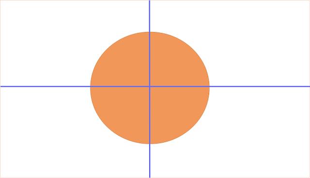 日の丸,構図,日の丸構図