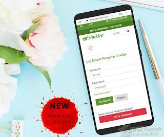 Laman Web Terbaru Untuk Order Barang Shaklee Online Malaysia