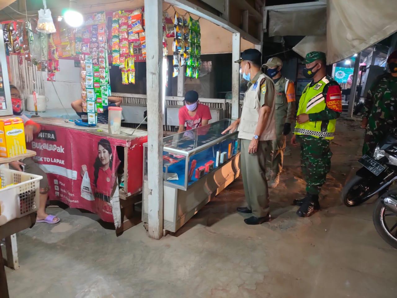 Kegiatan Patroli dilaksanakan di wilayah Kota Bandar Lampung baik di tempat-tempat keramaian maupun dijalan raya