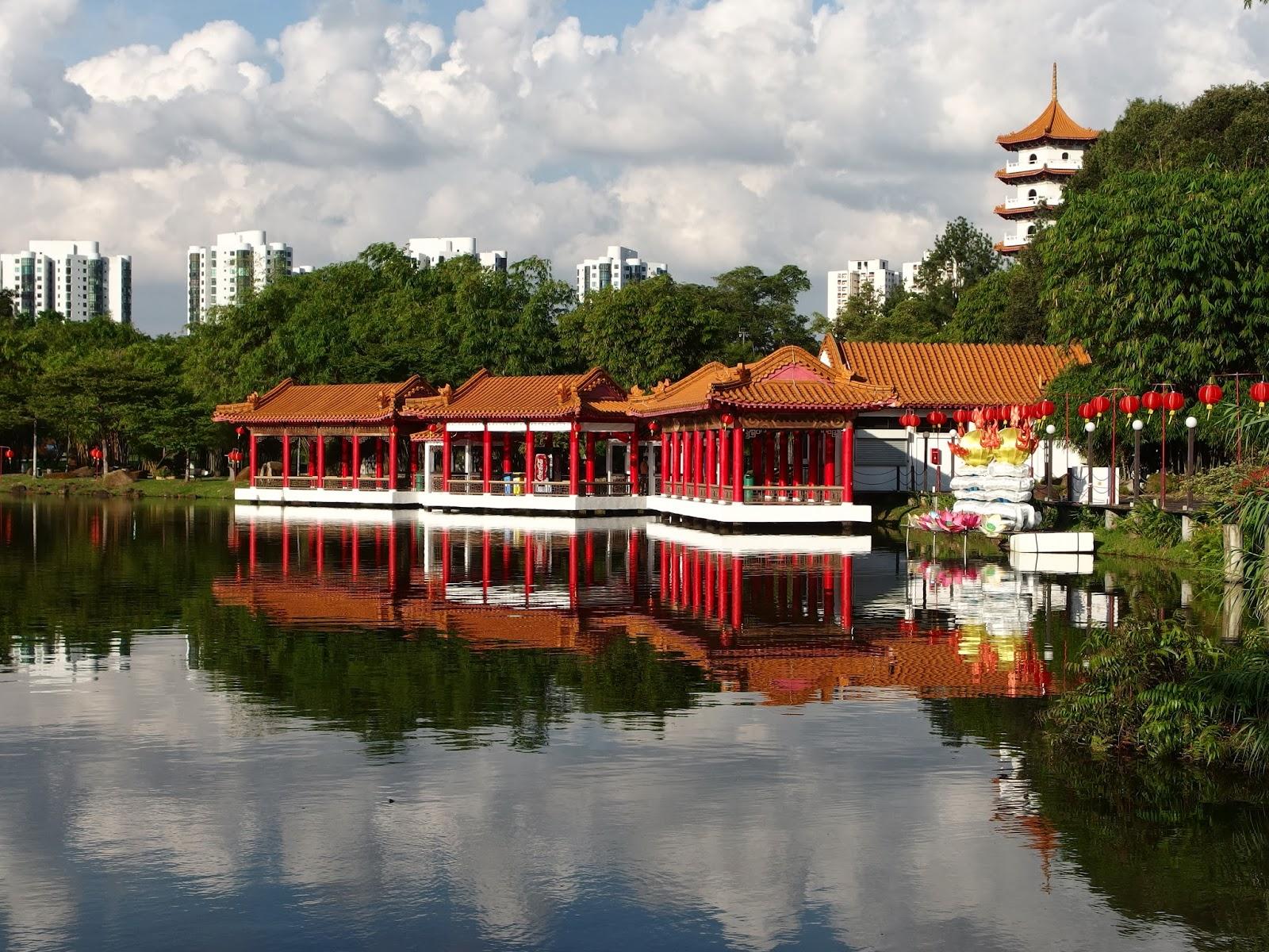 Chinese & Japanese Gardens   Joshua Hideki