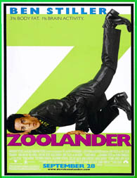 Zoolander: Un descerebrado de moda (2001) | DVDRip Latino HD Mega 1 Link
