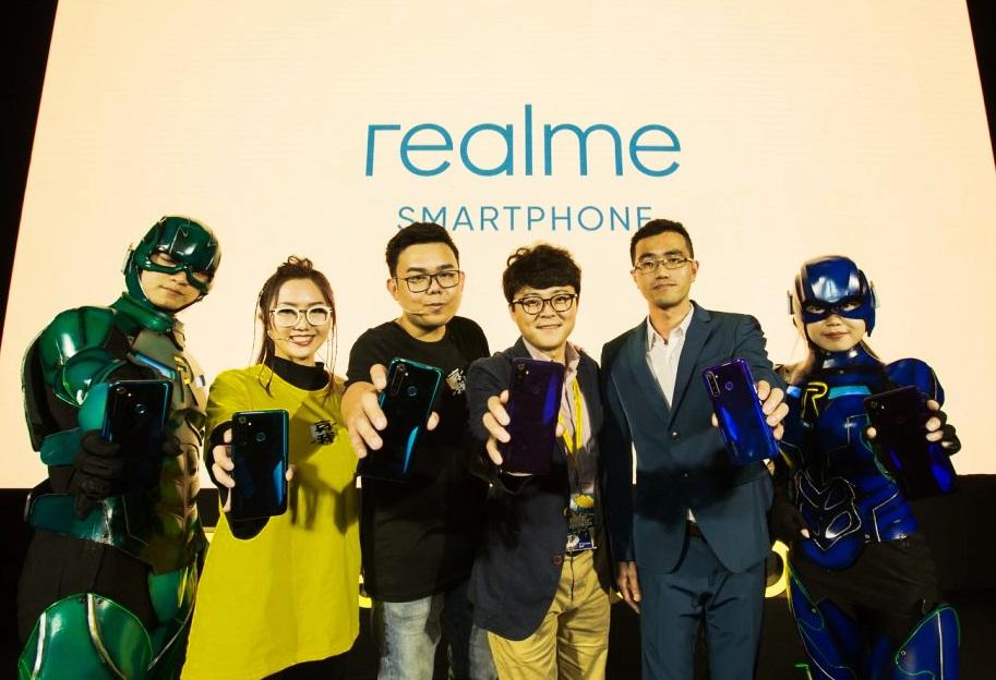 Realme 5 Series Kini Di Malaysia Dengan Kamera 48MP Di Lazada 10.10