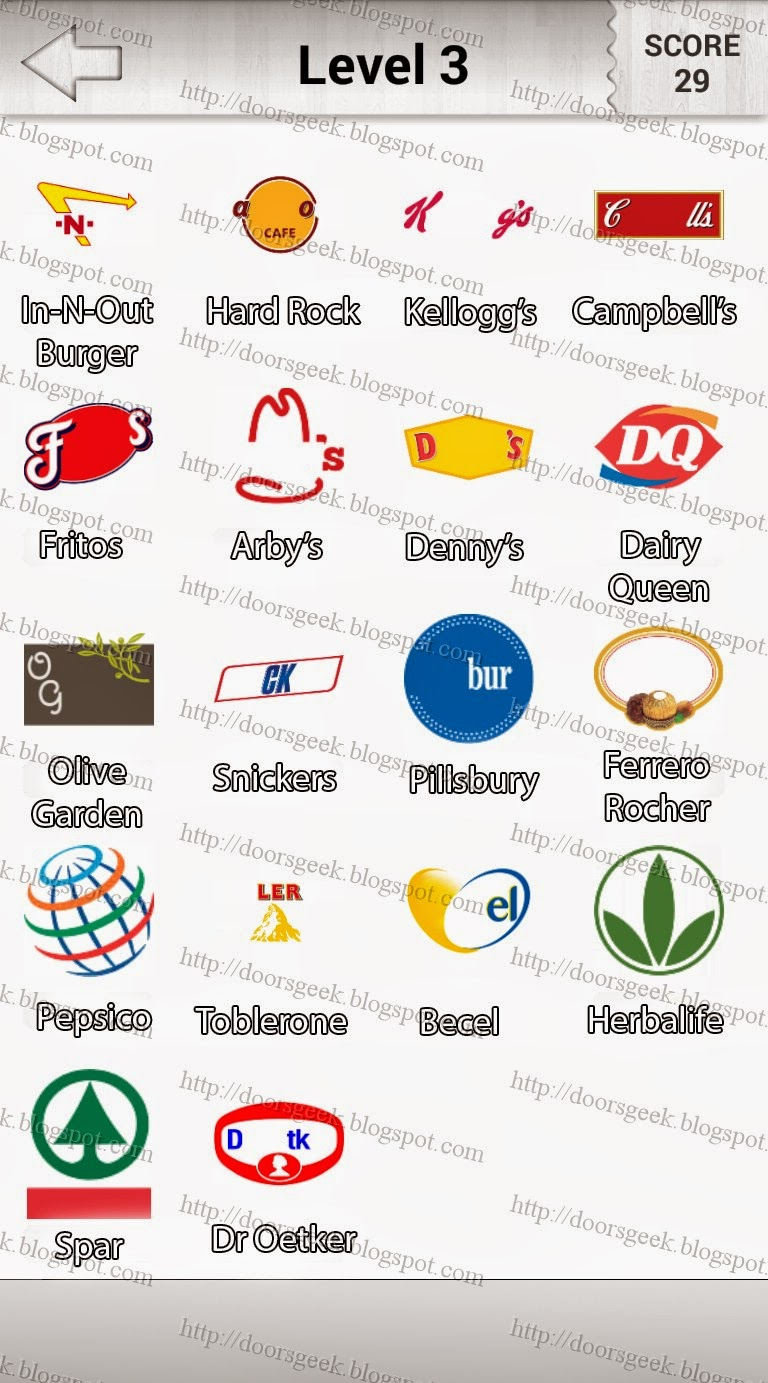 100 Portes Niveau 8 Android Logo Flurivopel Ga