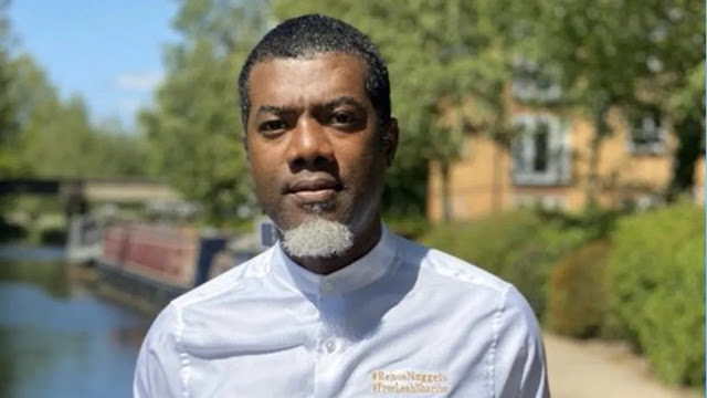 If You Are A Nigerian Salary Earner, Read What Reno Omokri Just Said