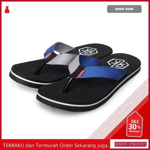 EAR628 sandal SM Biru | BMGShop