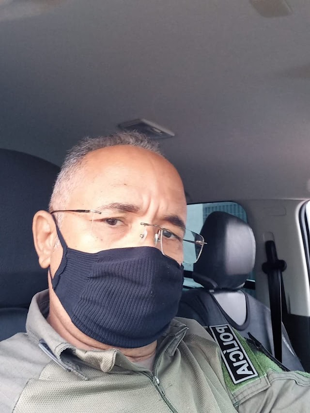 São Félix do Piauí: Tentativa de homicídio no bairro São Sebastião; Cabo Franciel prende acusado.