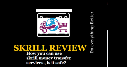 Skrill Review: Fees,Comparisons,is it safe,how does it work