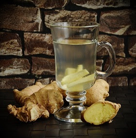 7 Benefits of Ginger Water on an Empty Stomach