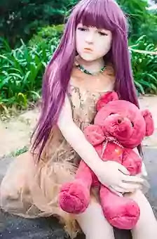 Purple hair color for kids