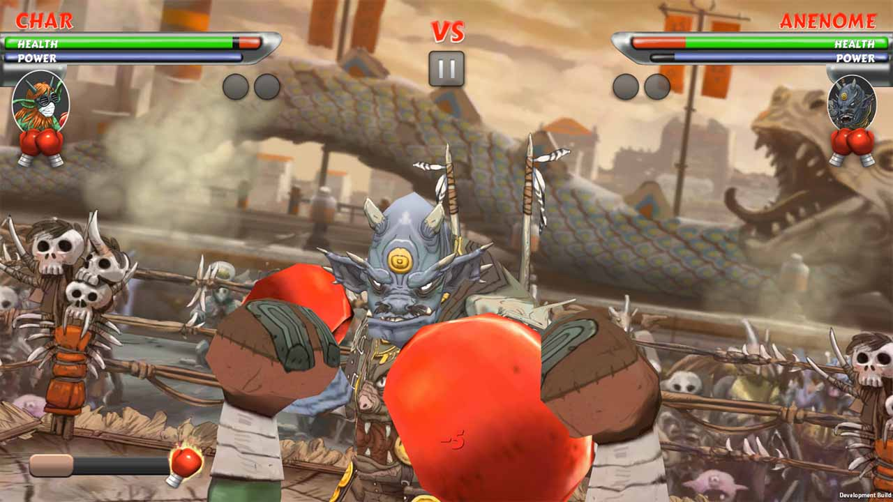 تحميل لعبة Beast Boxing Turbo