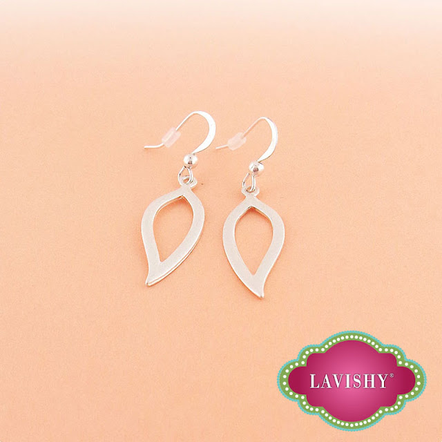 Designed by LAVISHY, these 925 sterling silver plated earrings are chic, affordable and easy to match any outfits. Wholesale at www.lavishy.com Retail at www.lavishy.ca
