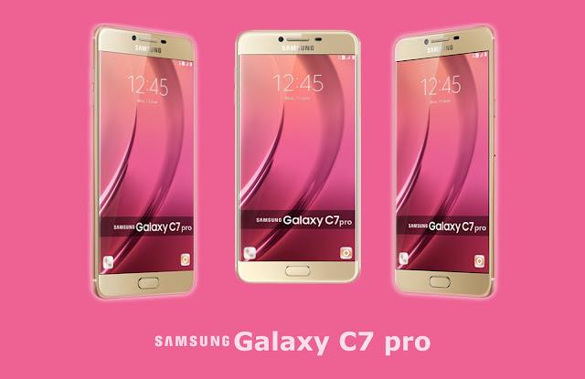 سعر ومواصفات Samsung Galaxy C7 Pro بالصور والفيديو