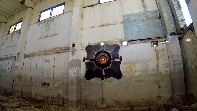 Half-Life City Scanner