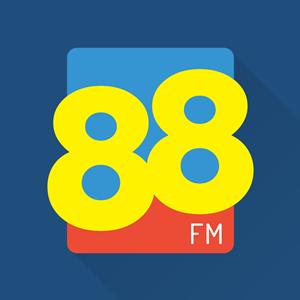 Ouvir agora Rádio 88 FM 88.7 - Volta Redonda / RJ