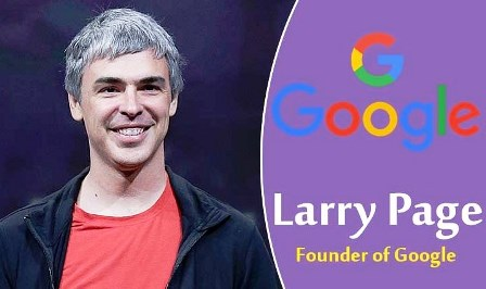 Larry Page Siapa Ahli SEO dan Pakar SEO