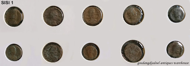 COINS OF THE CONSTANTINE DYNASTY