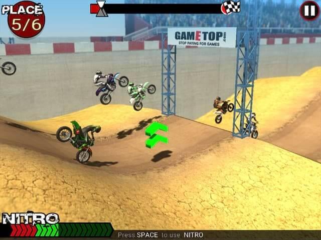 لعبة Dirt Bike Extreme