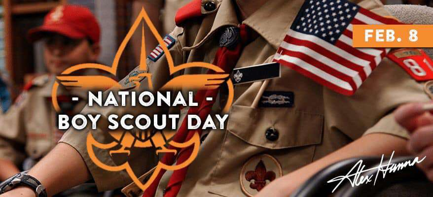 National Boy Scout Day Wishes Lovely Pics