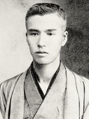 30歳頃の金太郎(1890年)セイコー社服部金太郎物語より