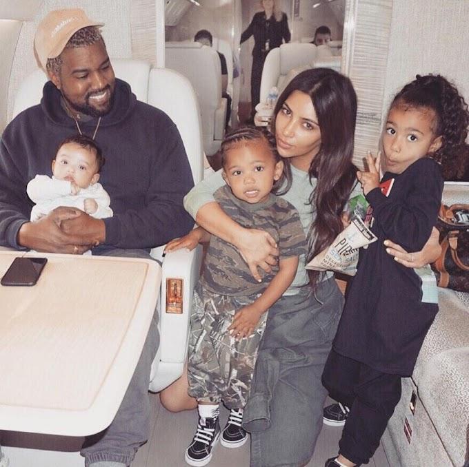 """Love you forever"" Kim Kardashian celebrates Kanye West on his birthday despite filing for divorce"