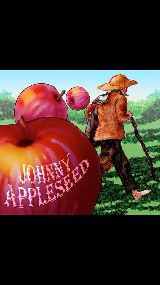 Johnny Appleseed Day Wishes Unique Image