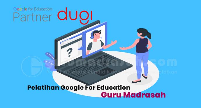 Kelas Pelatihan Google For Education
