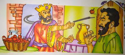भगवान बड़ा दयालु है Short Story in Hindi For Class 6
