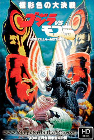 Godzilla VS Mothra (1992) [1080p] [Latino-Castellano-Ingles-Japones] [MEGA]