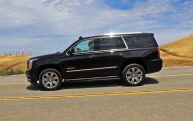 2015 GMC Yukon 4WD Review