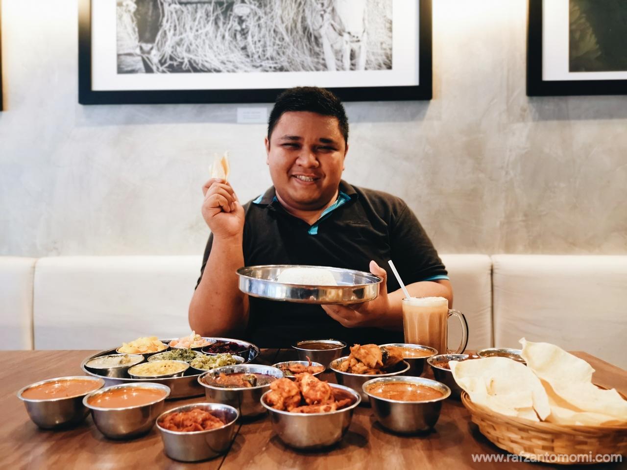 Bufet Makan Tengah Hari Di Yarl Restaurant
