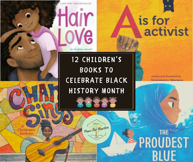 Black History Month: 12 books about diversity and inclusivity for children