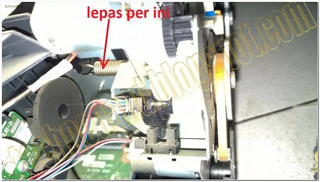 Printer Epson 1390 General Error  PW sensor Error  tidak bisa Mode Photo