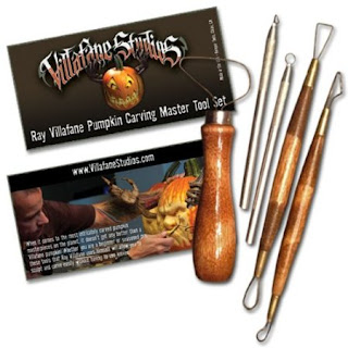 buy 3D pumpkin carving tool and dvd