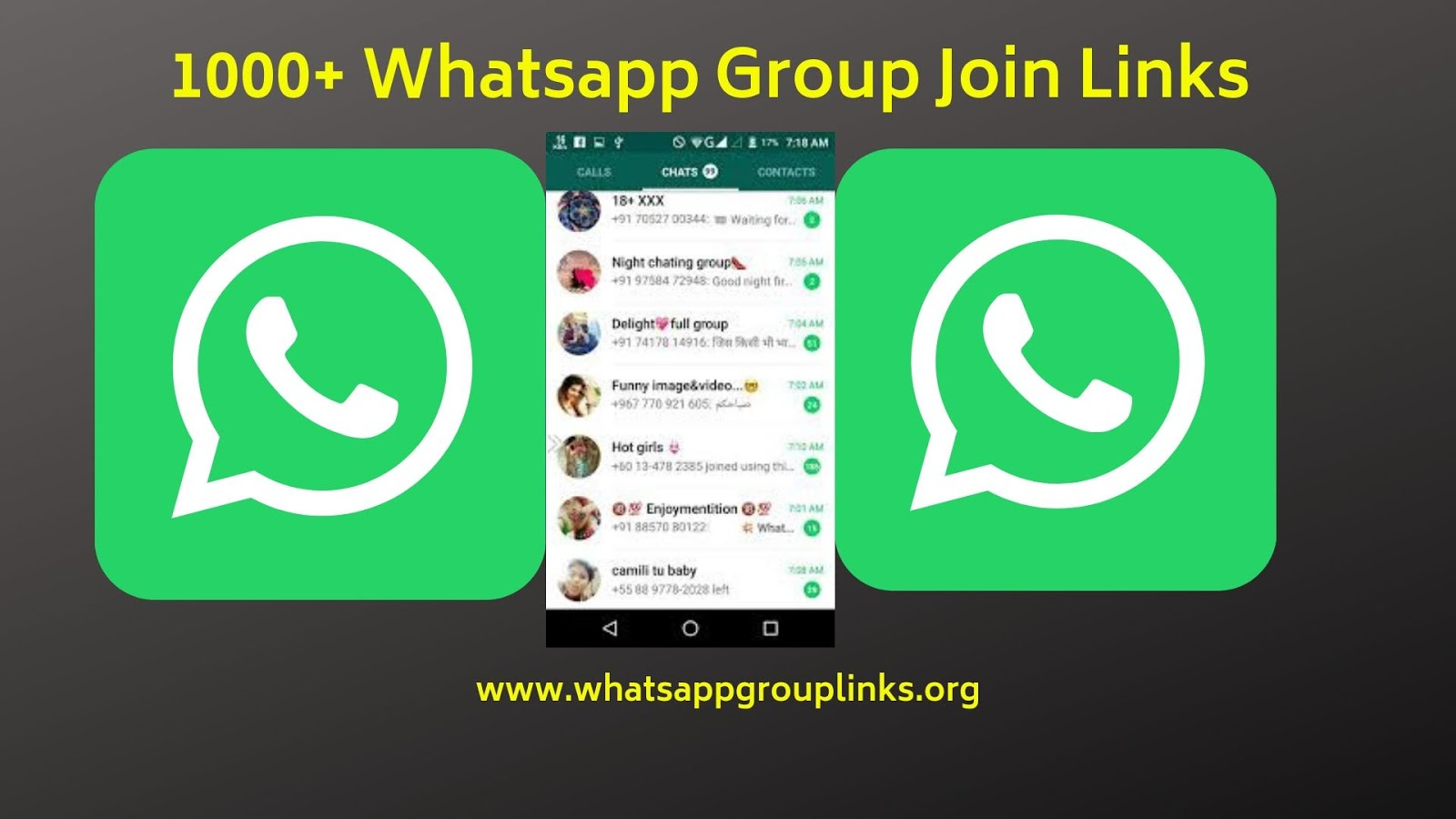Gay chat whatsapp group link