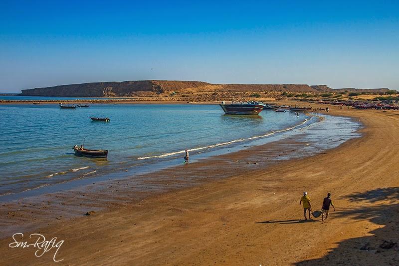 Gwadar Harbor