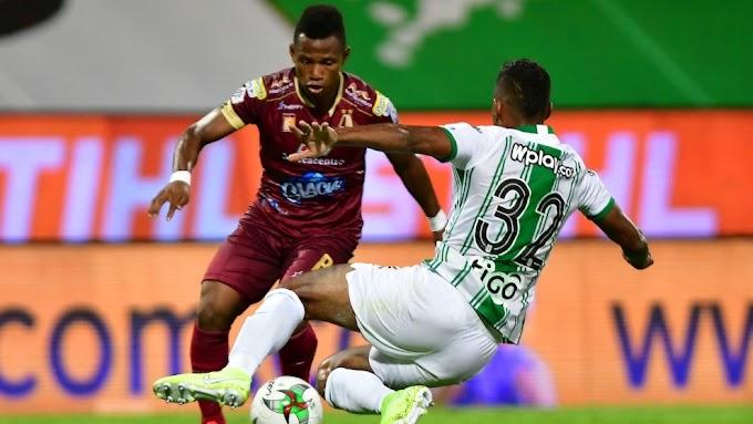 Confirmado: La decisión que se tomó de cara al juego entre DEPORTES TOLIMA y Atlético Nacional, en el Atanasio Girardot