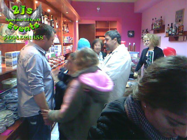 ΕΓΚΑΙΝΙΑ ΚΑΤΑΣΤΗΜΑΤΟΣ ΣΥΡΟΣ DJ SYROS2JS EVENTS